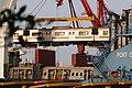 JNR 205 formerly of Musashino Line, Port of Tanjung Priok 2018-04-14 2.jpg