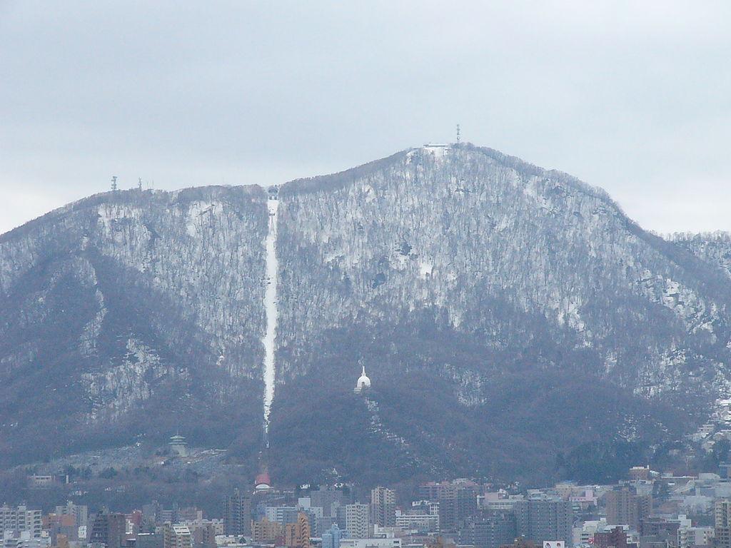 JP-01 Sapporo Moiwa Mountain