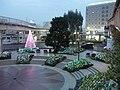 JPN-Chiba-Yukigaoka-hotel-and-station.jpg