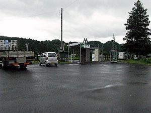 Chikatsu Station - Chikatsu Station in May 2008
