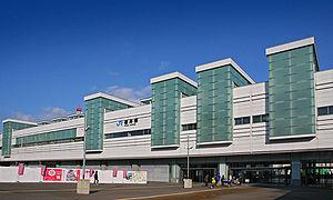 Fukui Station (Fukui) - JR Fukui Station building
