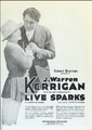J Warren Kerrigan in Live Sparks by Ernest C Vance 2 Film Daily 1920.png