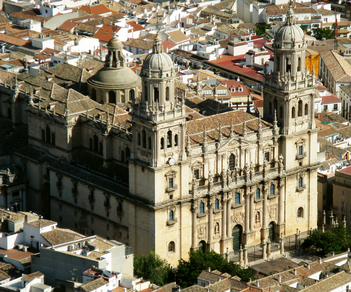 Archivo:Jaén Cathedral.png