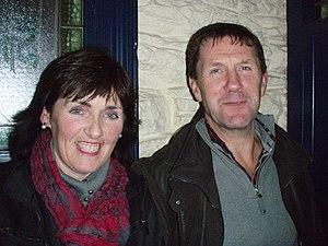 Jack O'Connor (Gaelic footballer) - Jack and Bridie