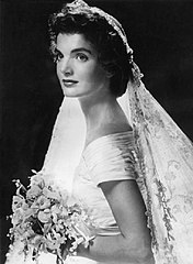Jackie Kennedys bröllop