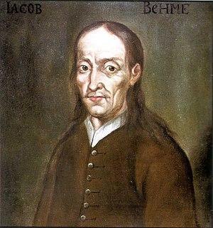 Jakob Böhme - Jakob Böhme (anonymous portrait)