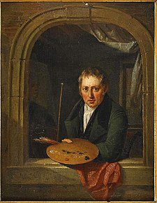Jacques Joseph Eeckhout (1793-1861) self-portrait.jpg
