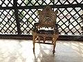Jailors chair-cellular jail-andaman-India.jpg