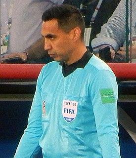 Jair Marrufo American soccer referee