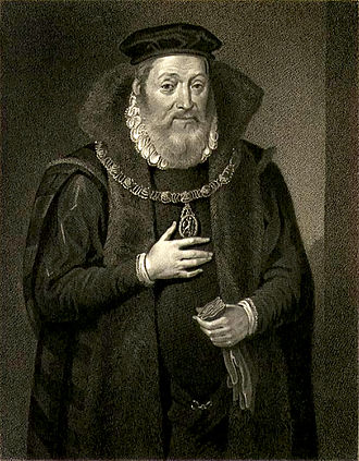 Siege of Leith - James Hamilton, Earl of Arran, Regent of Scotland from 1542 to 1554