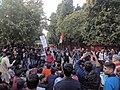 Jamia Milia Islamia students and local protesting in New Delhi.jpg