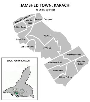 District of East Karachi