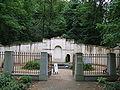 Jan-Wellem-Brunnen in Düsseldorf am Aper Wald (für Johann Wilhelm von der Pfalz) - DSCF0392.JPG