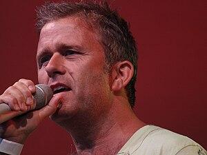Jan Johansen (singer) - Jan Johansen, Stockholm in 2010.