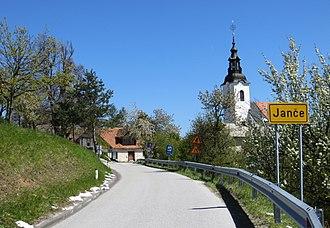 Janče - Image: Jance Slovenia