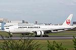 Japan Airlines, B777-200, JA8978 (21937035141).jpg
