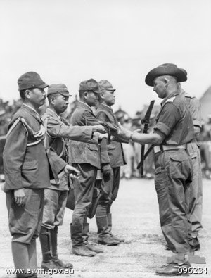 20th Division (Imperial Japanese Army) - Surrender of the IJA 18th Army at New Guinea