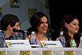 Jared Gilmore, Lana Parrilla & Emilie de Ravin (14939528366).jpg