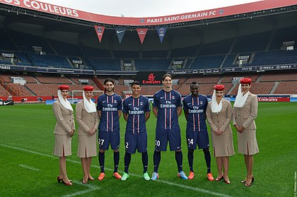 List Of Paris Saint Germain F C Records And Statistics Wikipedia