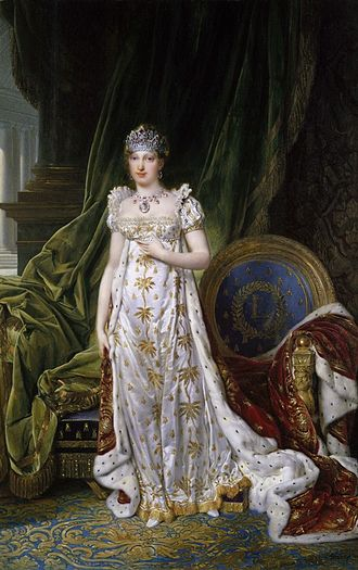 Maria Theresa of Naples and Sicily - Image: Jean Baptiste Isabey 003
