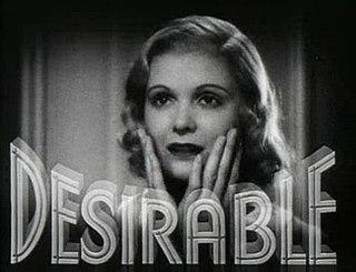 <i>Desirable</i> (film) 1934 American film