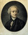 Jean le Rond d'Alembert. Colour mezzotint by P. M. Alix afte Wellcome V0000116.jpg