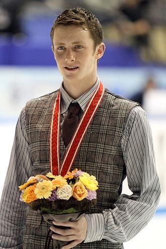 Jeremy Abbott - Abbott at the 2010 NHK Trophy