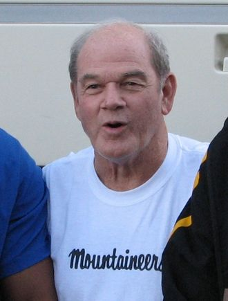 Jerry Moore (American football, born 1939) - Image: Jerry Moore in December 2006