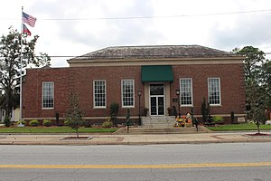 Jesup, Georgia - Image: Jesup City Hall