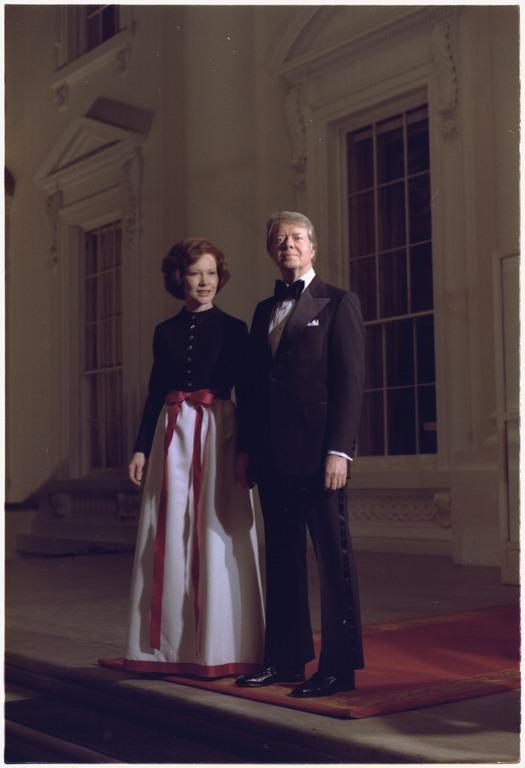 FileJimmy Carter And Rosalynn Carter In Formal Wear