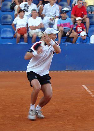 Jiří Vaněk (tennis) - Image: Jiri Vanek
