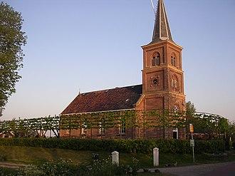 Jislum - St Catherine's church