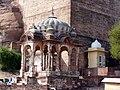 Jodhpur Mehrangarh - Tempel 1.jpg