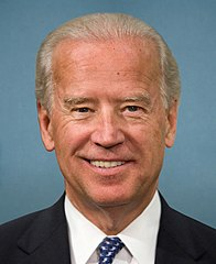 Joe Biden, official photo portrait, 111th Congress