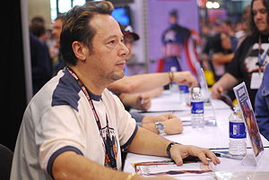 Spider-Man: One More Day - Joe Quesada, co-writer and penciller. Wizard felt his artistic decisions enhanced the series.