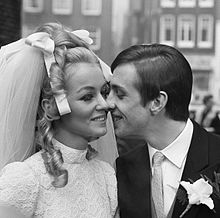 d0495f91b Cruyff and Danny Coster getting married on 2 December 1968