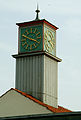 Johannes-Kepler-Realschule Ricklingen Hannover Uhrturm 15.50 Uhr.jpg