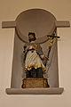 Johannes Nepomuk-Statue in der Pfarrkirche Grainbrunn.jpg
