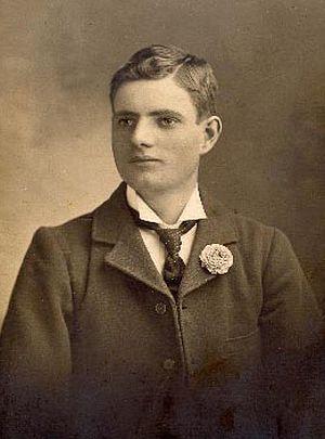 John Curtin - John Curtin in 1908
