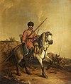 John Augustus Atkinson (1775-1833) - A Tartar on a Horse - 732220 - National Trust.jpg