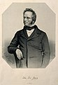 John Edward Gray. Lithograph by T. H. Maguire, 1851. Wellcome V0002381.jpg