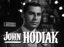John Hodiak in A Lady Without Passport, 1950