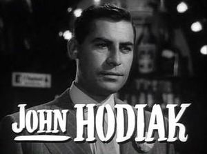 John Hodiak - in A Lady Without Passport (1950)