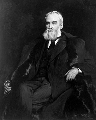 John Hughlings Jackson - John Hughlings Jackson by Lance Calkin, 1895