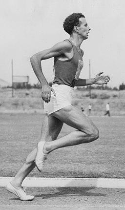 John Landy 1954