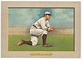 John McGraw, New York Giants, baseball card portrait LCCN2007685631.jpg