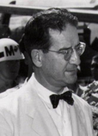 John J. Muccio - Muccio in 1950