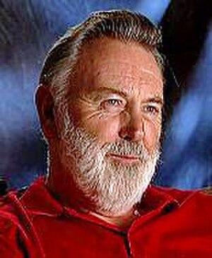 John Stears - John Stears being interviewed in   The Men Behind the Mayhem: The SFX of James Bond