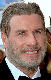 John Travolta American actor and singer