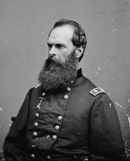 John White Geary in the Civil War